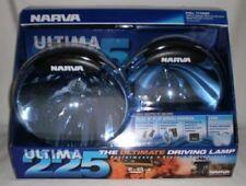 NARVA ULTIMA 225 BLUE ROUND DRIVING SPOT FLOOD LIGHTS
