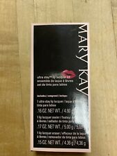 Mary Kay Ultra Stay Lip Lacquer Kit- PLUM LIMITED EDITION FREE SHIP BRAND NEW