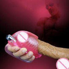 Male Cocking Penis_Glans_Exercise Vibration_Masturbation_Cup Erotic_Sex Product