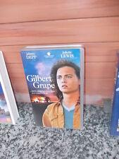 Gilbert Grape, ein VHS Film mit Johnny Depp und Juliette Lewis