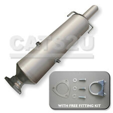 FIAT BRAVO DOBLO GRANDE PUNTO STILO DIESEL PARTICULATE FILTER DPF & FITTING KIT