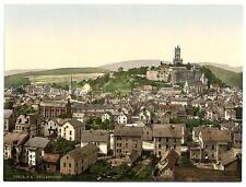General View Dillenburg Hesse Nassau A4 Photo Print