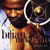 I Remember You Brian Mcknight MUSIC CD