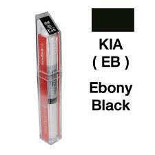 KIA OEM Brush&Pen Touch Up Paint Color Code : EB - Ebony Black