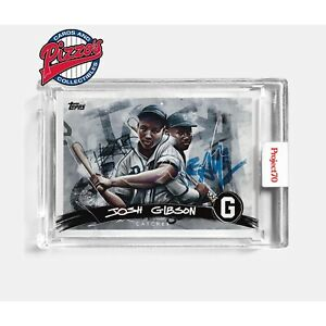 Topps Project 70 Card 263 - 2011 Josh Gibson by Chuck Styles Presale