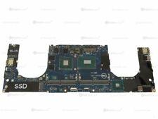 Dell OEM XPS 9570 System Board Nvidia Graphics i7 Hexa Core  Motherboard F3DC8