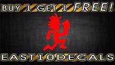 Hatchet man ICP car decal sticker windshield banner buy 1 get 1 FREE!