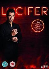 Lucifer Complete Series 1 DVD All Episode First Season Original UK Rel NEW R2