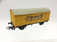 Kleinbahn 310 HO Gauge OBB Covered Goods Wagon Intercontinentale