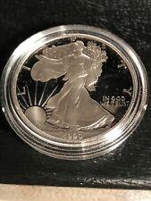 1990-S American Eagle (1oz) Proof Silver Bullion Coin