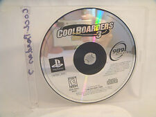 Cool Boarders 3 - Disc only - PlayStation 1 (PSX)