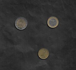 5 C-2 € Sondermünzen Frankreich 1999 - 2018, zur Auswahl, aus Umlauf/Bankfrisch