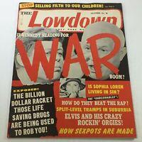 VTG The Lowdown Magazine: December 1961 - Sophia Loren / John F. Kennedy
