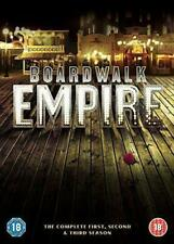 HBO Boardwalk Empire Season Series 1 - 3 DVD BOXSET Region 2