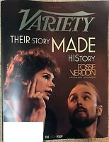 VARIETY MAGAZINE CONTENDERS AUGUST 12 2019 EXTRA EDITION ACTRESSES-FOSSE VERDON
