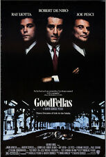 "Goodfellas Movie Poster Replica 13x19"" Photo Print"