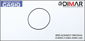 Casio Gasket / Back Seal Rubber, o-Ring, For AMW-320