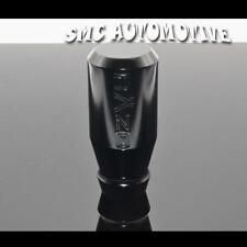 Classic Black Shift Knob Gear Stick Lever 5 6 Speed Manual Car Adapters Aluminum