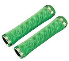 MANIGLIE Manubrio – Gravity GRIPS Lock On Thin * L = 140 mm * verde