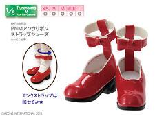 Azone Pureneemo PNM Ankh Cinta Correa Zapatos Rojo Blythe Momoko Pullip Obitsu