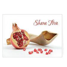 Pack of 5 JEWISH Happy New Year Cards & Envelopes - - shana tovah.. judaica gift