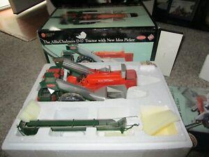Agco Deutz Allis Chalmers Farm Toy Precision Series D17 New Idea Corn Picker
