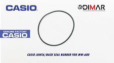 CASIO GUARNIZIONE/ BACK SEAL RUBBER, PER . MW-600