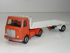 dinky 915 AEC TRACTOR FLAT BED LORRY (260)