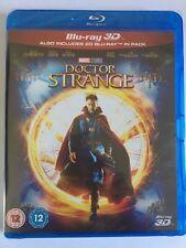 Doctor Strange 3D Blu Ray