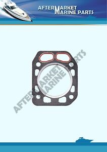Cylinder head gasket for Yanmar 1GM10 replaces: 128171-01911