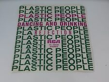 Plastic People Dancing & Drinking RCA 7 inch
