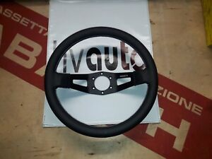 Sports Steering Wheel Lancia Delta Integral Abarth 350mm