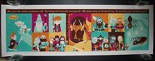 The Hobbit Dave Perillo Art Print poster Gandalf Smaug LotR