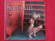 CD SINGLE PATRICIA KAAS IF YOU GO AWAY REMIX ROB DAVIS 2002