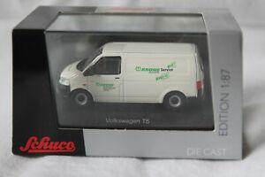 """Schuco 452599200 VW T5 Kasten """"Krone Service"""" 1:87"""