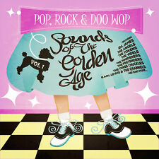 Pop Rock & Doo Wop: Sounds From The Golden Age 1 (2014, CD NEU)