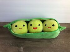 "Disney Store Original Toy Story 3 Peas In a Pod Triplets 19""  Plush Toy Large"
