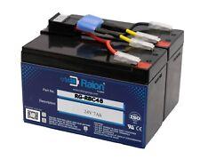 Raion Power Replacement RBC48 UPS Battery Cartridge For APC SMT750US