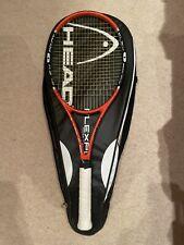 HEAD Flexpoint tennis racquet with case, rare