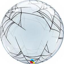 """Ballon Bubble Qualatex toile D'araignée 61 cm 24"""""""