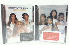 Destiny's Child MiniDisc Lot Survivor The Writing's on The Wall BRAND NEW SEALED