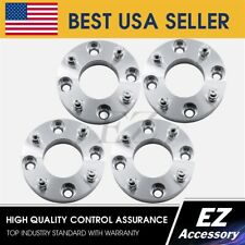 """4 Wheel Adapters ATV 4x156 To 5 Lug 114.3 ¦ 5x4.5 Spacers 1"""" Thick"""