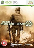 Call Of  Duty Modern Warfare 2 Xbox 360 Backward Compatible SUPER FAST DELIVERY