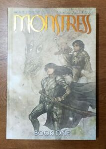 MONSTESS Book One Vol. 1 HC Hardcover GN OOP 2019 Image Comics Liu, Takeda