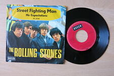 """THE ROLLING STONES Street Fighting Man German 7"""" in picture sleeve Decca 1968"""