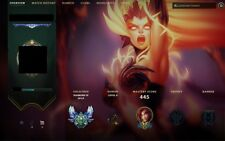 League of Legends D4 EUW Account 160+ Diamond Elo since Season 3