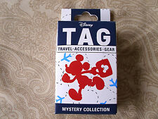 Disney Parks * T.A.G. - Travel Accessories Gear * New & Sealed 2-Pin Mystery Box
