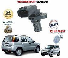 FOR SUZUKI IGNIS + JIMNY 1.3i 1.5i 4GRIP 2001-->NEW CRANKSHAFT CRANK SENSOR
