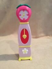 2003 Strawberry Shortcake Berry Sweet Home Grand Father Clock