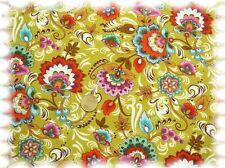 Fenja Baumwoll-Stretch-Jersey helles khaki Hilco 50 cm Shirtstoff Stoff nähen